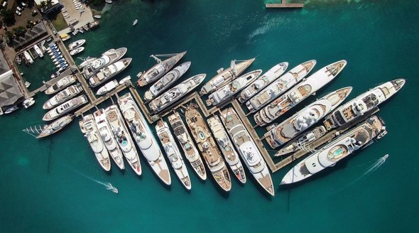 Antigua Charter Yacht Show 2019