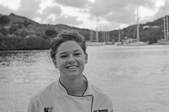 Interview with Chef Michelle Bonetti On Board Superyacht ZEEPAARD