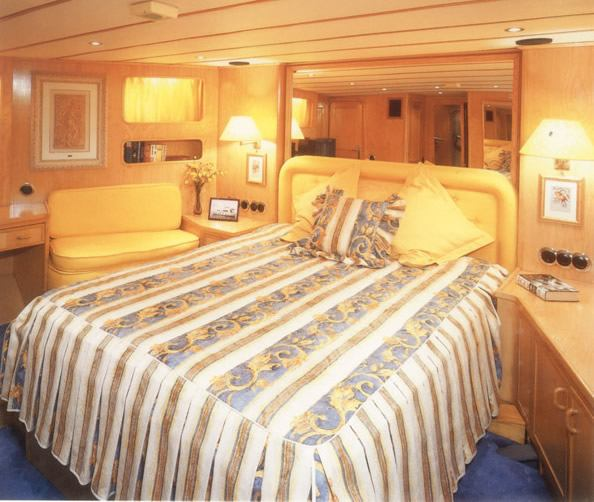 ATLANTIC LADY Yacht Charter Price