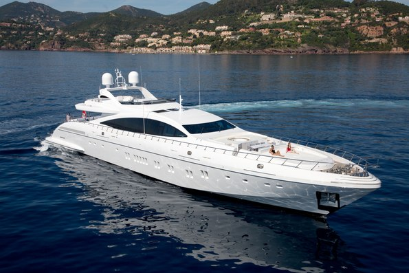DA VINCI Yacht Review