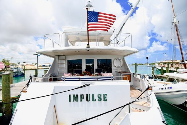 Impulse Yacht