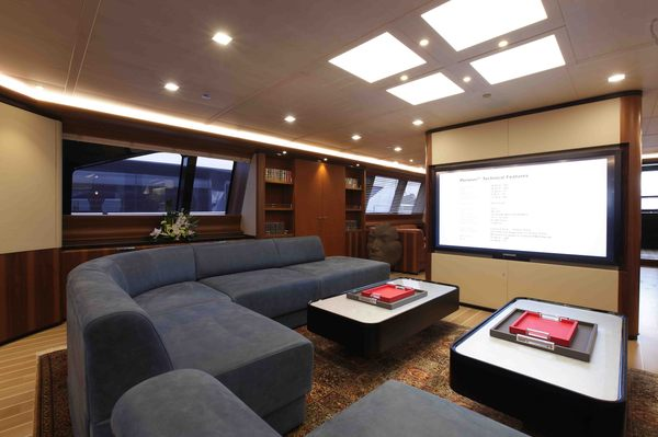 Perseus^3 Yacht