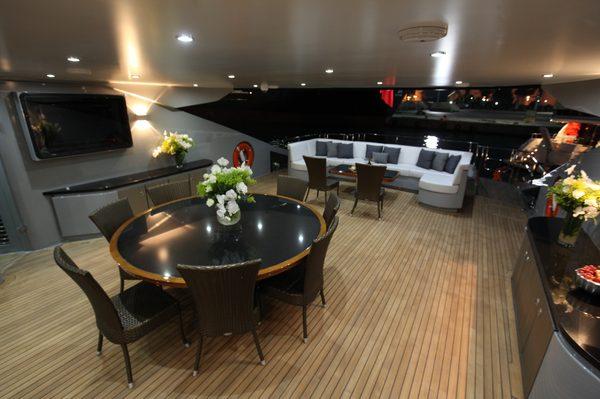 Grey Matters Yacht
