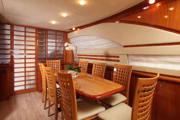 Pampero Yacht