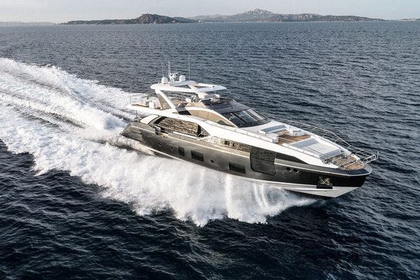 Oupas Impulse Yacht
