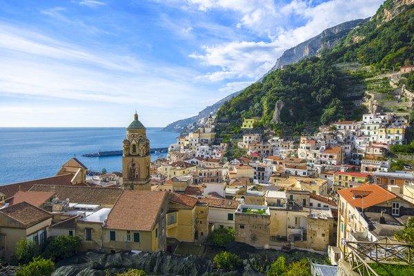 Discover Amalfi