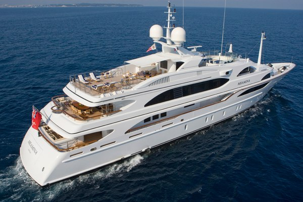 Meamina Yacht Overview