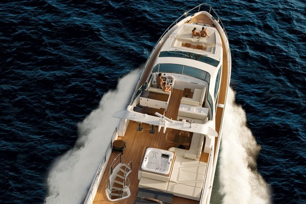 Jester Yacht