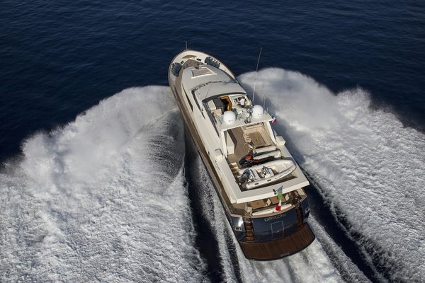 Cappuccino Yacht
