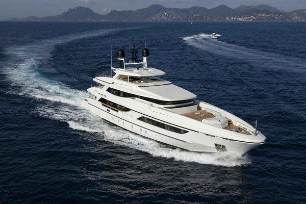Mr T Yacht