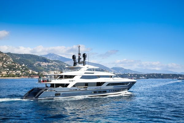 Severin's Yacht