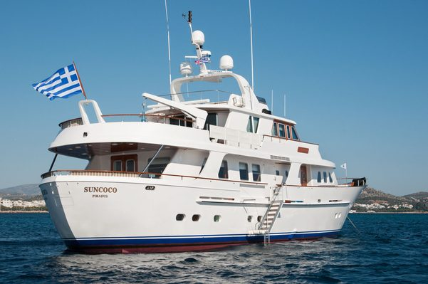 Suncoco Yacht