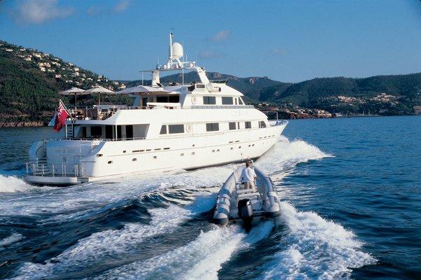 Lionshare Yacht Tender