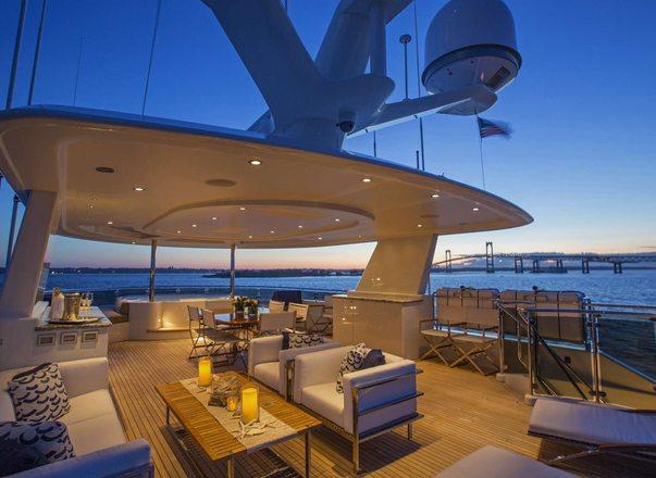 Virgin Islands charter special: superyacht 'Far Niente' announces discount