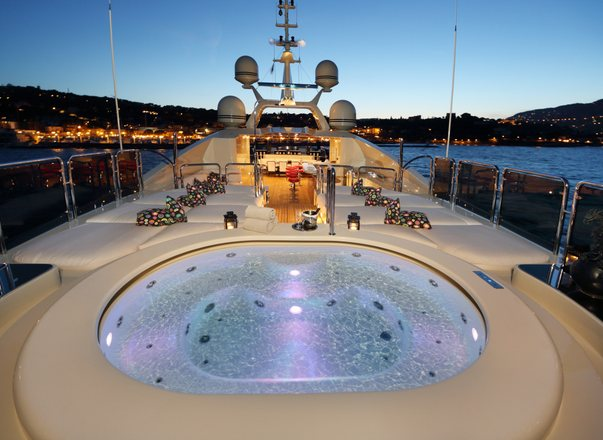 Charter yacht BASH stars in 'World's Most Luxurious Yachts' documentary