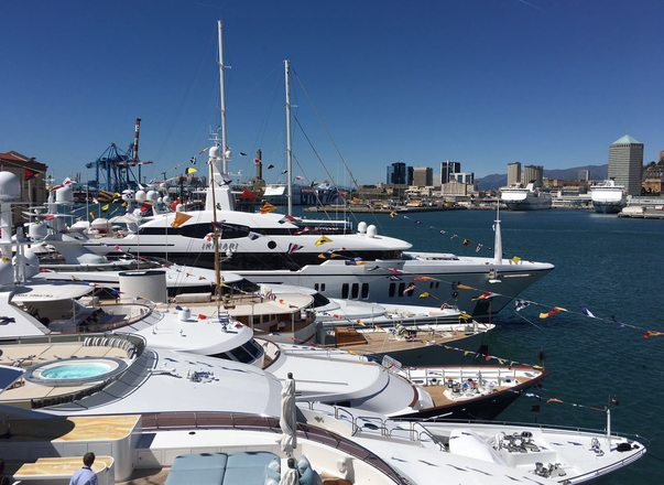 Superyachts Impress At MYBA Charter Show 2016