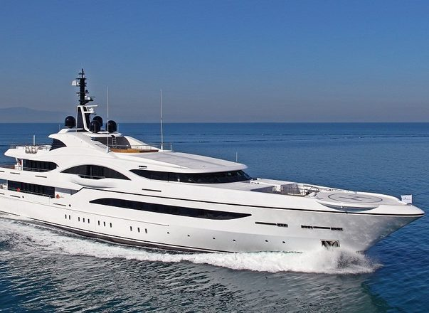 73m superyacht HONOR to join the charter fleet