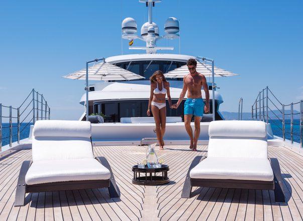 Mediterranean yacht charter special: Benetti superyacht 11/11 announces discount