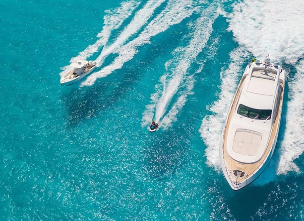 Luxury yacht 'Free Spirit' now available for yacht vacations in the Bahamas