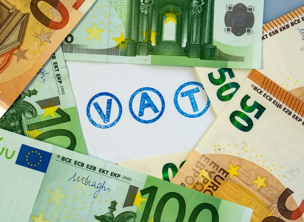 vat in europe graphic