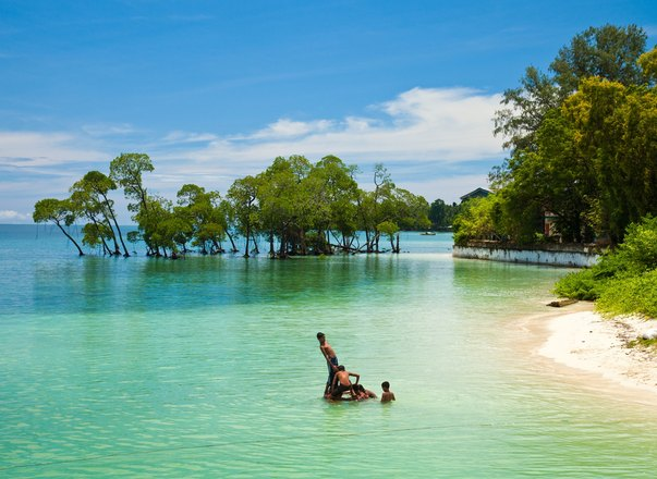 Luxury Charters in the Andaman Islands Now Available