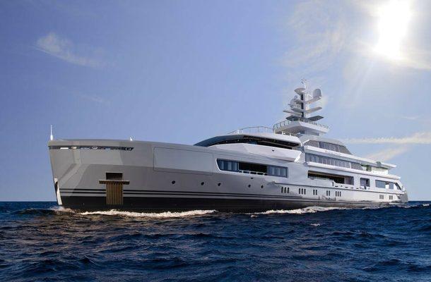 Cloudbreak Yacht