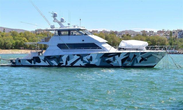 Wild Child Charter Yacht