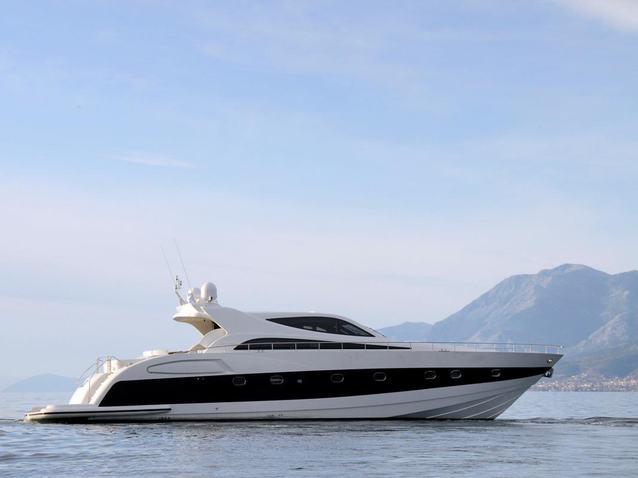 A&I Charter Yacht