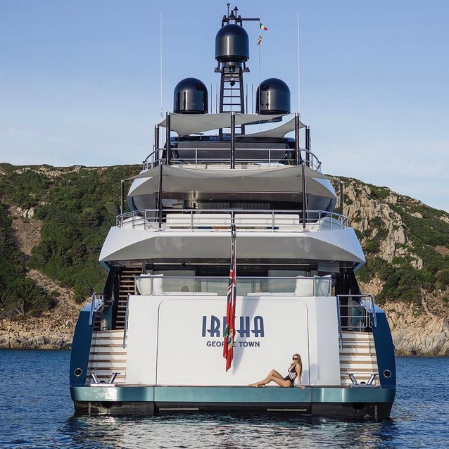 M/Y Irisha wins Best Interior Design Award 2018 in Cannes