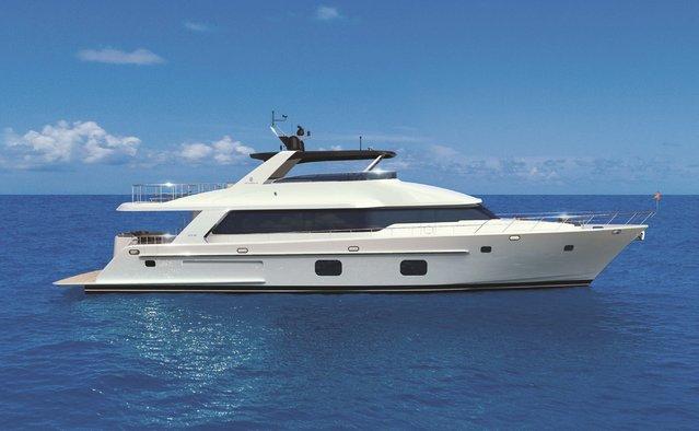CLB 88 /01 Charter Yacht