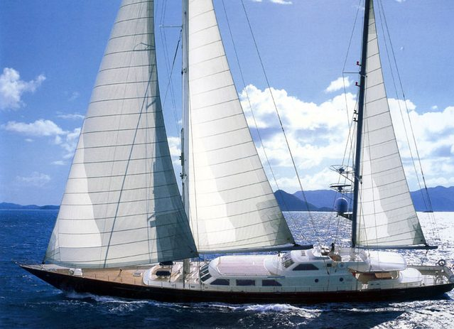 Christianne B Charter Yacht