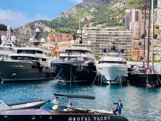 Watch: A round-up of all the action from the 2019 Monaco Yacht Show
