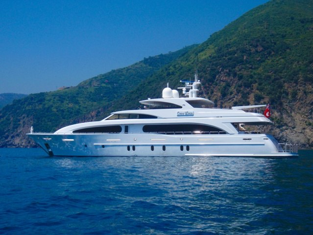 Viva mas yacht charter price broward luxury yacht charter for Broward motor vehicle registration