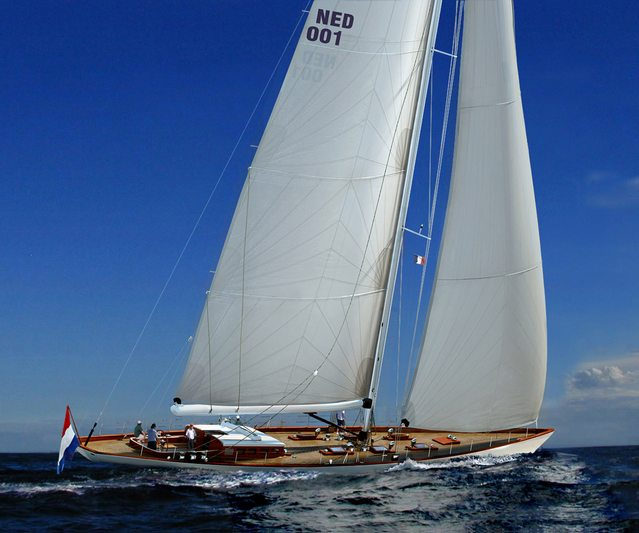 Caribbean charter special on board classic S/Y 'Aurelius 111'