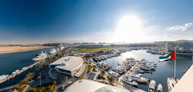 Abu Dhabi Grand Prix - Yacht Charter Guide