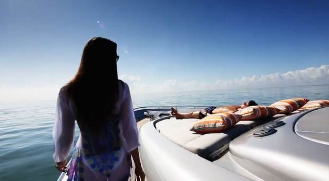 Incognito Yacht Video