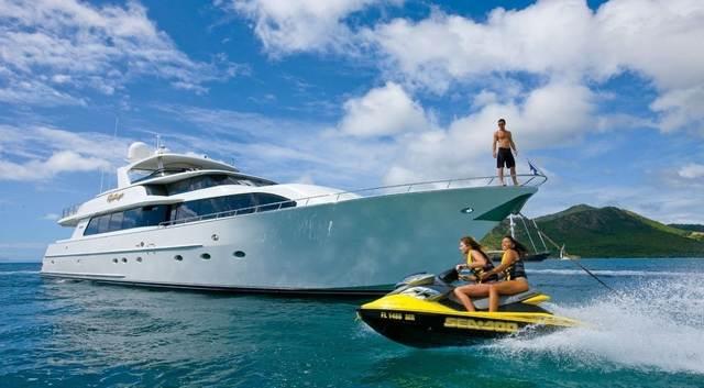 Island Girl Yacht Video
