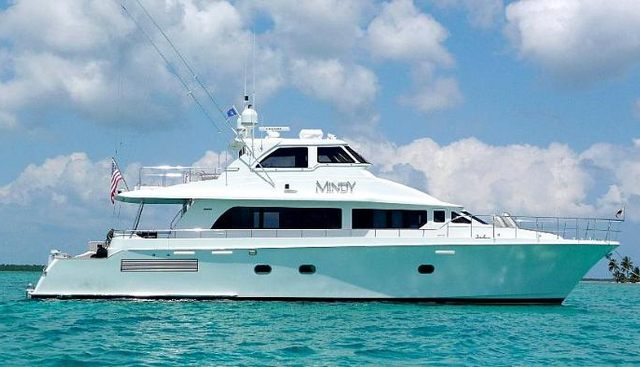 Mindy Charter Yacht
