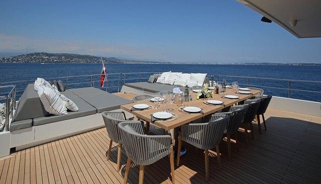 Obo Charter Yacht - 5