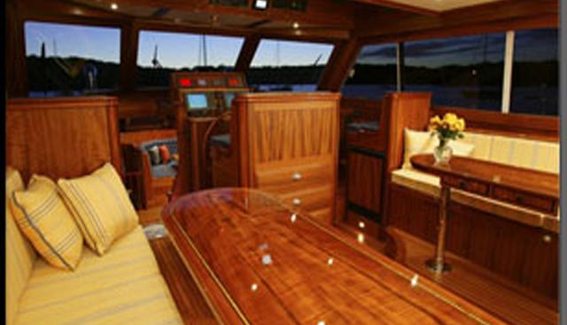 Insignia Charter Yacht - 8