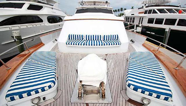 Zantino III Charter Yacht - 7