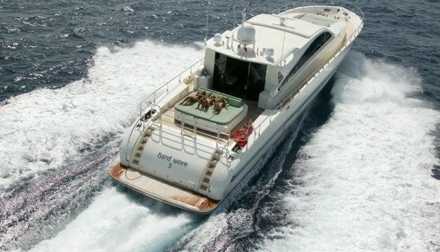 Hard Work II Charter Yacht - 3