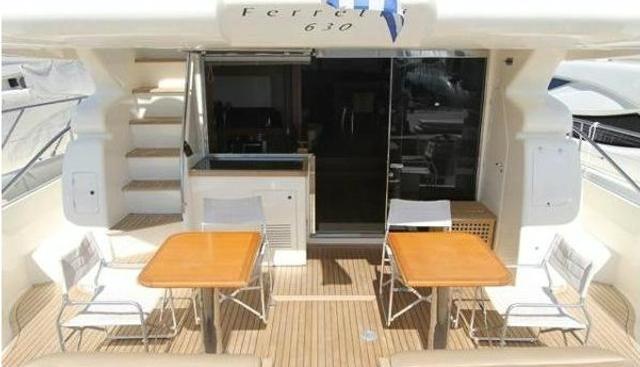 d'Artagnan Charter Yacht - 2