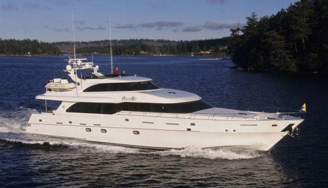 Oregon Mist Charter Yacht