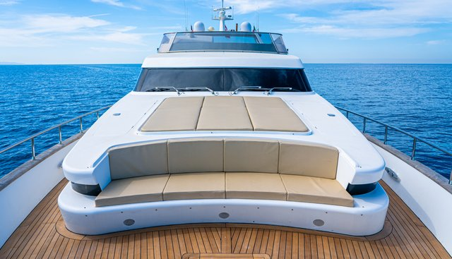 Maestrale Charter Yacht - 2