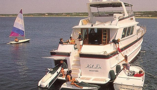 Diday Charter Yacht - 4