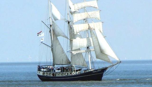 Thalassa Charter Yacht