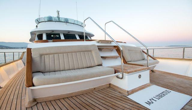 Libertus Charter Yacht - 2