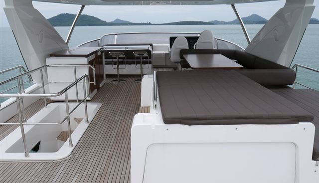 Mirage Charter Yacht - 2