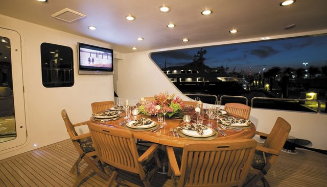 Incentive Charter Yacht - 4